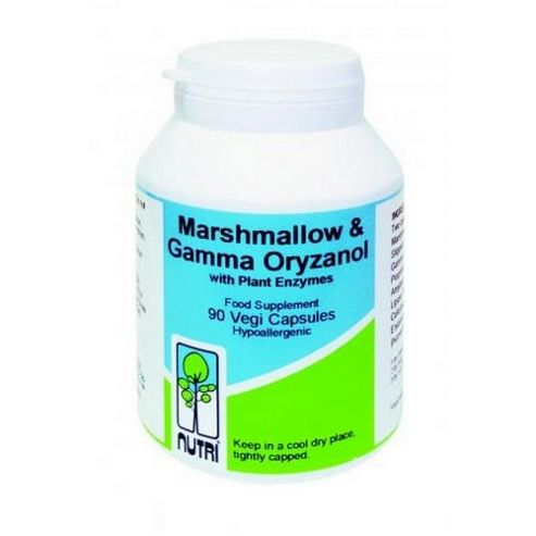 Marshmallow And Gamma Oryzanol