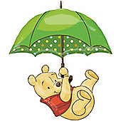 """""""Winnie The Pooh Balloon - 35"""""""" Foil (each)"""""""