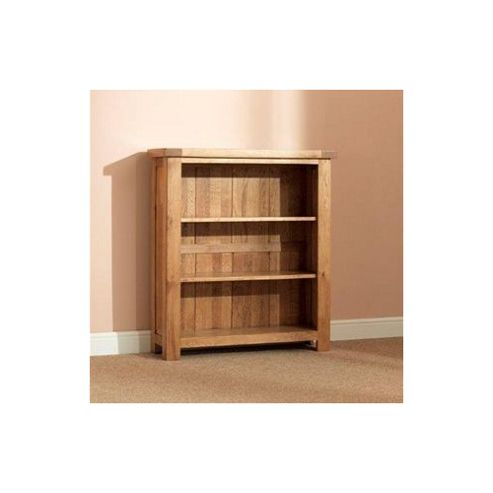 Sleepy Valley Buckingham Oak 3 Shelf Bookcase