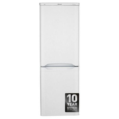 Hotpoint Fridge Freezer, NRFAA50P, White