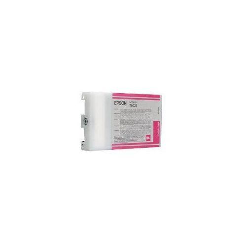 Epson T602B (110ml) Magenta UltraChrome Ink Cartridge for Stylus Pro 7800/9800 Printers