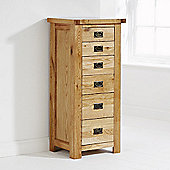 Elements Java Georgia 6 Drawer Tallboy Chest