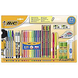 Bic Writing Set – 32 Pieces