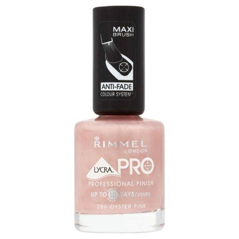 Rimmel Lycra Pro Nail Polish Oyster Pink