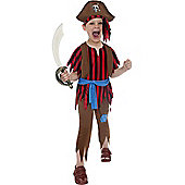 Pirate Boy - Child Costume 4-6 years