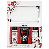 Baylis & Harding Skin Spa Cherry Blossom, Oriental Lilly & Lotus Flower Bag Gift Set
