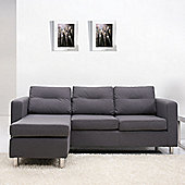 Leader Lifestyle Osaka Chaise Sofa