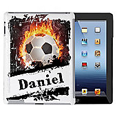 Personalised Football iPad Case
