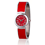 Lulu Guinness Glamour Ladies Stainless Steel Watch LG20005G01X