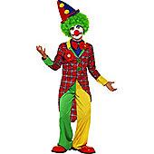 Clown - Child Costume 10-12 years