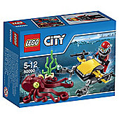LEGO City Deep Sea Scuba Scooter 60090