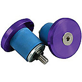 Madd Gear BAMF Bar Ends - Purple