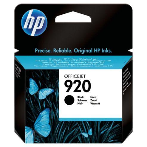 HP 920 officejet printer ink cartridge - Black