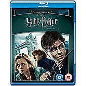 Harry Potter And The Deathly Hallows Part 1 (Blu-Ray)
