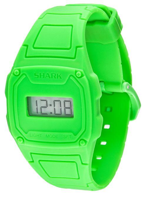 Shark Slim Unisex Backlight Date Display Watch - 101146