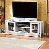 Southern Enterprises Pickett Emily TV Stand in White