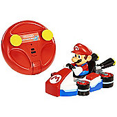 Mario Kart 8 IR Wall Climber Mario