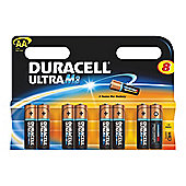 Duracell Ultra Power M3 Alkaline AA Batteries