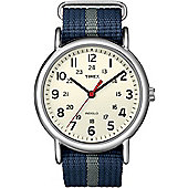 Timex Gents Material Strap Watch T2N654