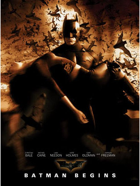 The Dark Knight/Batman Begins (DVD Boxset)