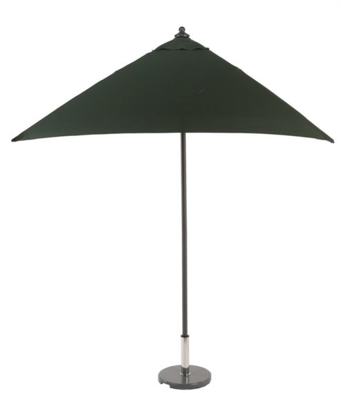 Glencrest Seatex Sturdi 2m Aluminium Push Up Parasol - Green