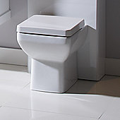 Tavistock Q60 Soft Close Toilet Seat in White