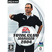 Total Club Manager 2004 - PC