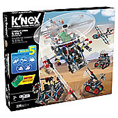 K'Nex Combat Crew 5-in-1 Building Set