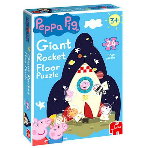 Peppa Pig 24 Piece Giant Floor Puzzle