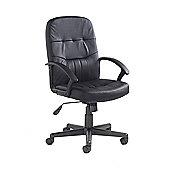 Office Basics Cavalier Leather Executive Chair