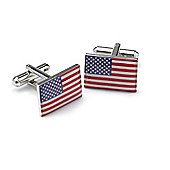 US Flag Novelty Themed Cufflinks