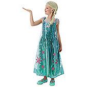 Frozen Fever Elsa - Child Costume 5-6 years