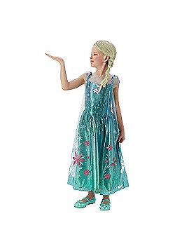 Rubies - Frozen Fever Elsa - Child Costume 5-6 years