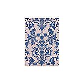 Sabichi Blue and White Hand Tufted Rug