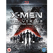 X-Men And The Wolverine Adamantium Collection Blu-Ray