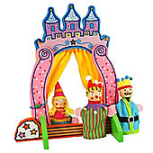 Bigjigs Toys BJ243 Finger Puppet Theatre