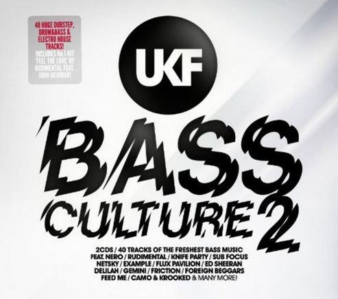 Ukf Bass Culture 2 (2Cd)
