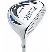 Jaxx Juniors R2 White Oversize Junior Driver Right Hand Loft BLUE (11-14 YRS)