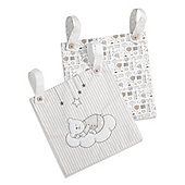 Mothercare Bedtime Wish Cot Pockets