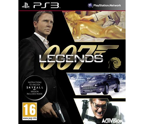 James Bond 007 Legends (PS3)
