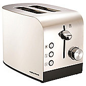 Morphy Richards 222051 Jul13 2 Slice Accents Toaster White