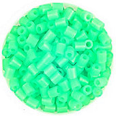 Hama Beads 1,000 - Flo Green