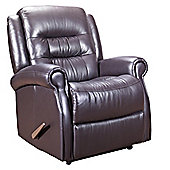 FLI Johnson Leather Recliner