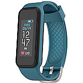 Archon Move Blue Heart Rate Fitness Activity Tracker
