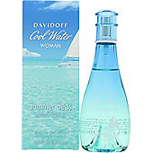 Davidoff Cool Water Summer Seas 2015 Eau de Toilette (EDT) 100ml Spray For Women