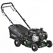 "Webb R16SP 16"" Self Propelled Steel Deck Petrol Lawnmower"