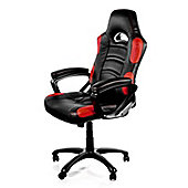 Arozzi Enzo Gaming Chair Red High quality Thick padding on the arm wrists ENZO-RD
