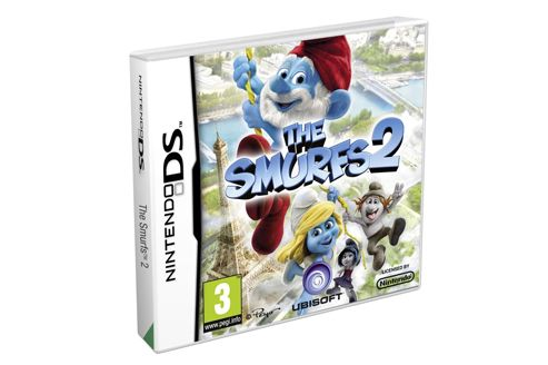 The Smurfs 2 (DS)