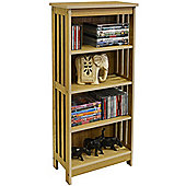 Mission - Cd Dvd Blu-ray Media Storage Shelves - Light