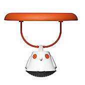 QDO T Bird Swing Tea Infuser, Orange